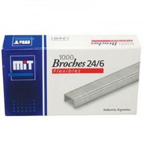Broches MIT 24/6 x 1000u