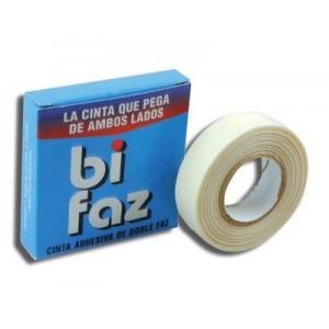 Cinta Adhesiva Bifaz 12mm x 10mts