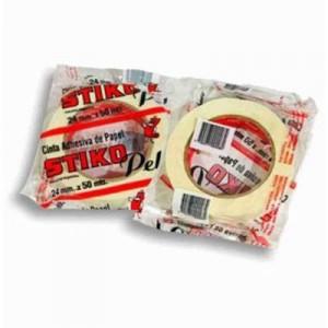 Cinta de papel Stiko 24mm x 50mts