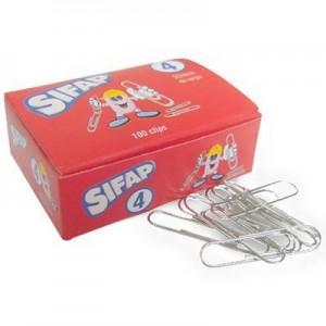 Clips MetaI SIFAP Nro 4 x 100