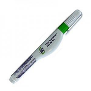 Corrector Liquid Paper Pen (Punta Metalica)