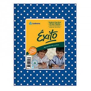 Cuaderno Exito Lunares T/D 50h Ray.