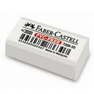 Goma de Borrar Faber Castell Lapiz