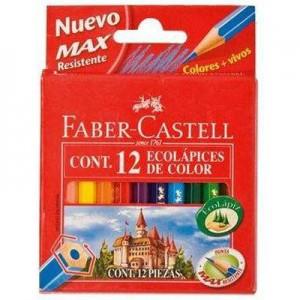 Lapices de Colores Faber Castell x 12C