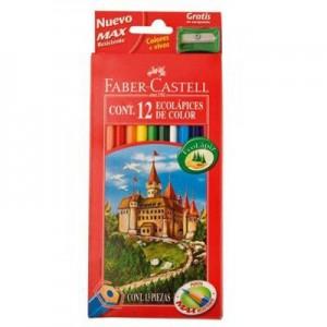 Lapices de Colores Faber Castell x 12L