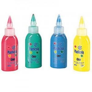 Adhesivo vinilico Plasticola de color 40 gr