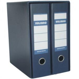 Bibliorato Vulcano Plasticos Oficio estuche x2