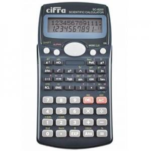 Calculadora Cifra SC 8200 - Cientifica -