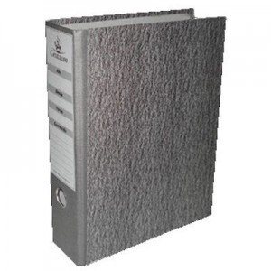 Bibliorato Carton Lomo Papel Carta/A4