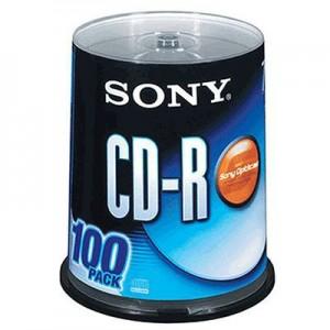 CD-R Sony Bulk x 100