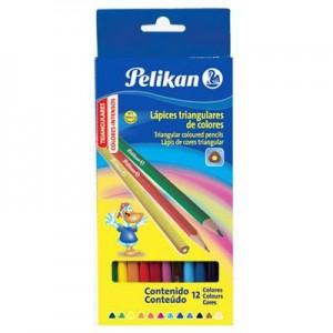 Lapices de Colores Pelikan x 12 L