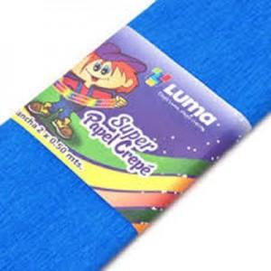 Papel Crepe Luma. V/Colores