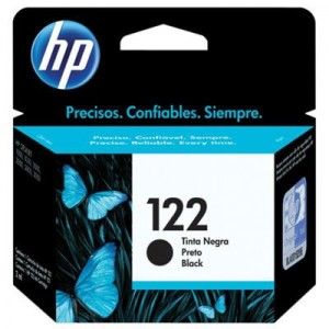 Cartucho HP 122 Negro (CH561HL)