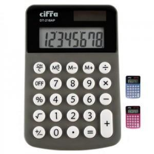 Calculadora Cifra DT-218-AP