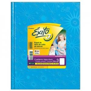 Cuaderno Exito Nro 3 Universo Forrado x 48 hojas Ray.