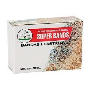 Bandas Elast Super Bands Largas y Finas 500 grs.