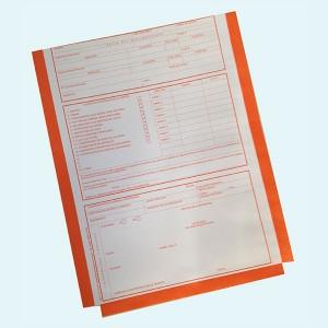 Sobres Naranja Impo Personalizado OM 2133