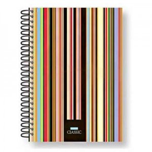 Cuaderno Ledesma Classic 16/21 c/espiral x 120h Cuad