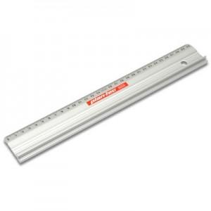 Regla Aluminio de corte Plantec 40cm