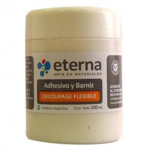Adhesivo para Decoupage Eterna x 100 ml