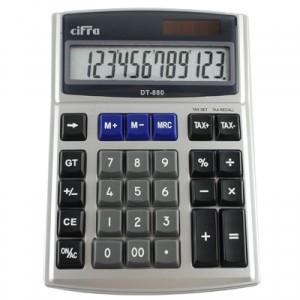 Calculadora Cifra DT-880