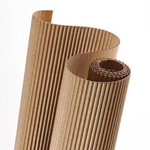 Carton Microcorrugado Kraft