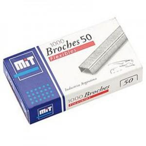 Broches MIT 50 x 1000u