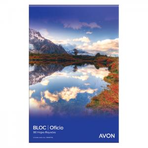 Block Avon Oficio x 80h Ray