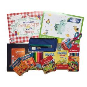 kit Preescolar Premium