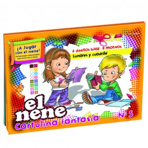 Block El Nene Fantasia x 24...