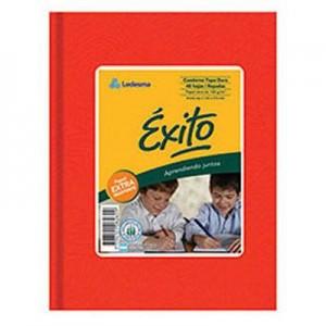 Cuaderno Exito Forrado T/D...