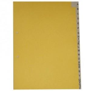 Indice p/Carpeta Centinela...