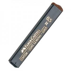 Tubo Mina Faber Castell 0.5mm