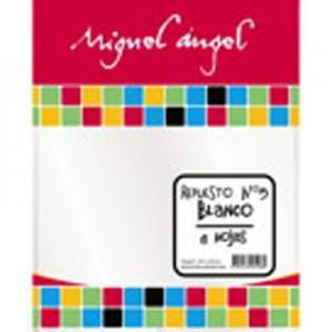 Repuesto Canson Miguel Angel Blanco Nro. 5 x 8 h