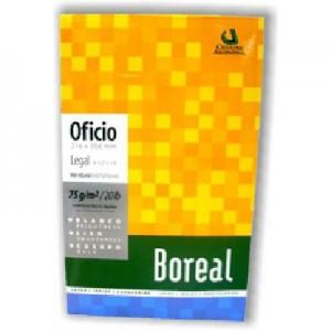 Resmas Boreal 75 GRS Oficio