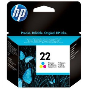 Cartucho HP 22 Color (C9352AL)