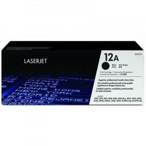 Toner HP Laser 1015 (Q2612A)