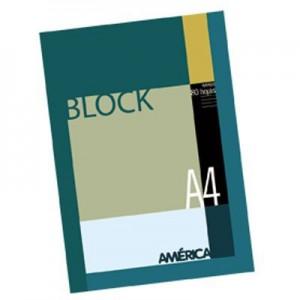 Block America A4 x 80h Ray
