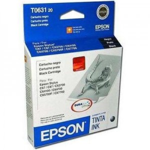 Cartucho Epson T63 (T063120)