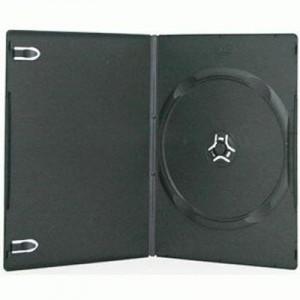 Caja DVD Plastica