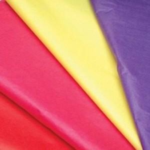 Papel Barrilete Color.