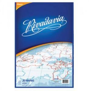 Mapa Rivadavia Nro. 3.