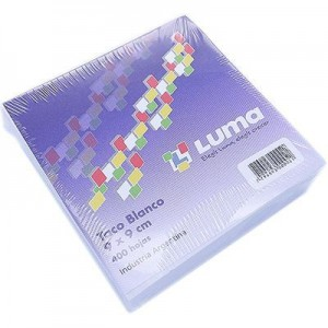 Taco Blanco Luma 9x9cm 400...