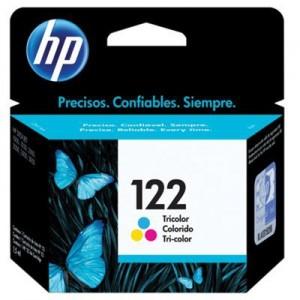 Cartucho HP 122 Tricolor (CH562HL)
