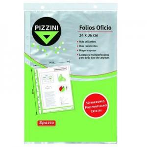 Folio Pizzini Oficio x 100...