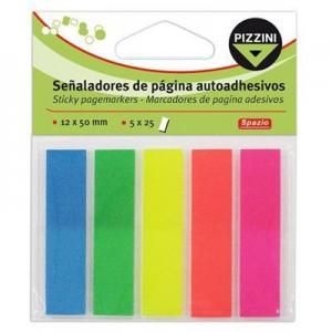 Banderitas Pizzini x 5 colores