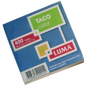 Taco Color Luma