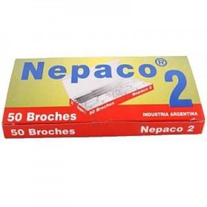 Broche Nepaco Nro. 2