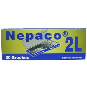 Broche Nepaco Nro. 2L