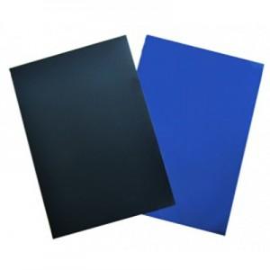 Tapa p/encuadernacion Oficio Color x 50 unid.